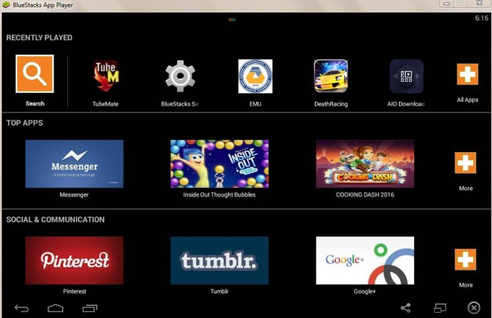 Bluestacks Best Free Android Emulator For PC Winodws
