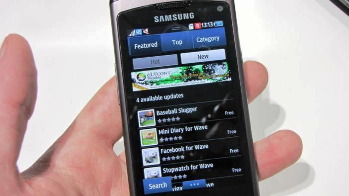 application samsung wave 723 mobile9