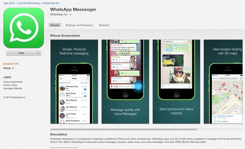 WhatsApp-ipad-installation