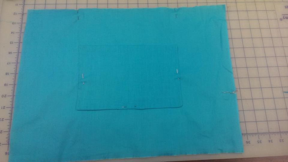 IMAG0800 1024x579 Sweet & Simple Bag to Sew with Easy Reverse Applique