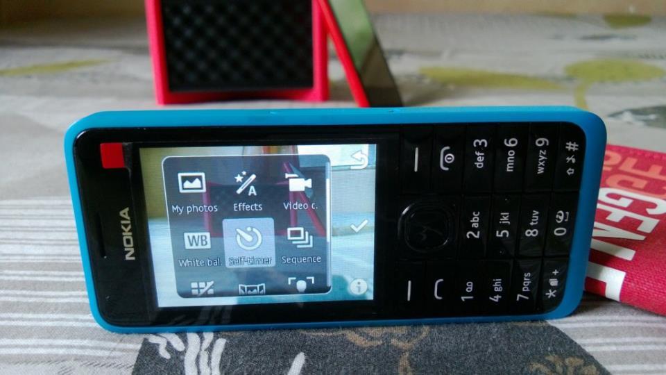 Nokia 301 Camera
