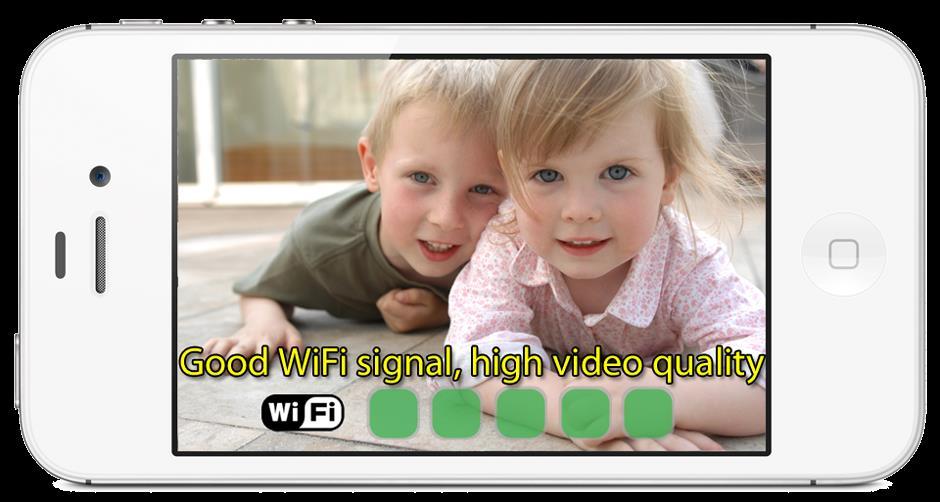 good wifi signal