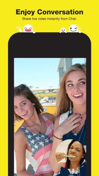 pic credits: snapchat official