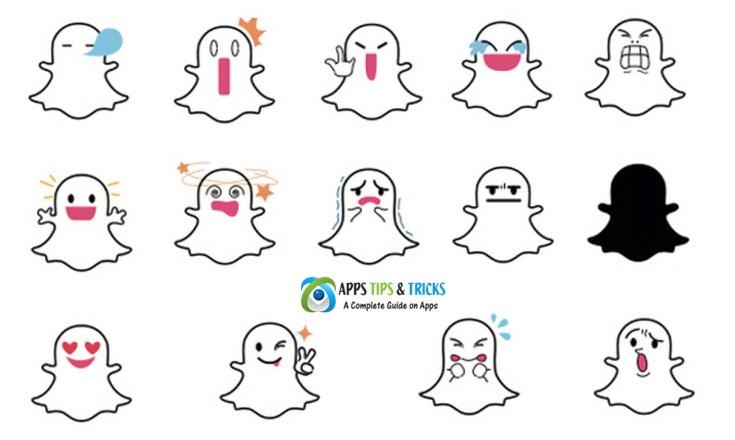 Snapchat Ghost Meaning