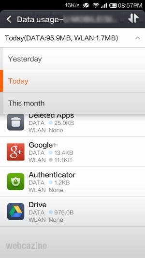 xiaomi data usage_9