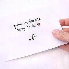 You are my Favorite Thing Love DP for Whatsapp