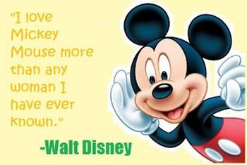 I love Mickey Mouse more than any woman. Walt Diney group dp for whatsapp