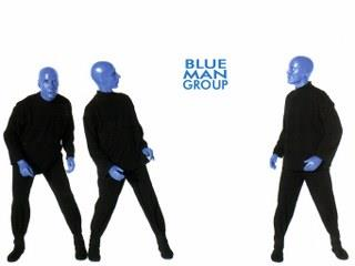 Whatsapp Display Picture Named Blue Man Group