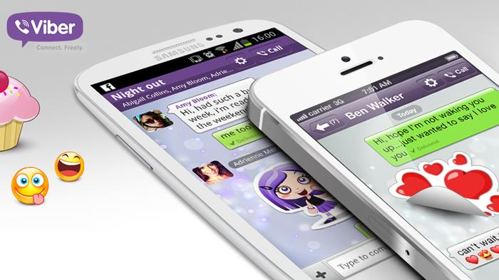 viber Free Calling and Messaging Service