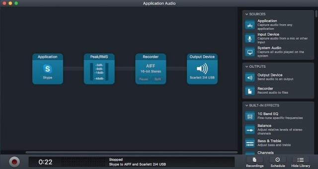 Audio Hijack record Skype2