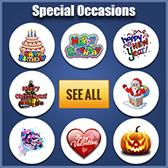 Emoticons For Special Occasions
