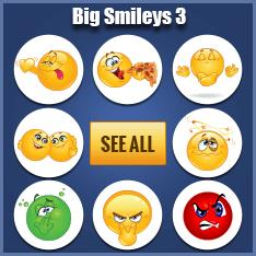 Facebook Chat Smileys