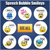 Speaking Smileys
