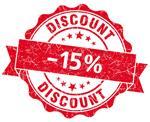 Discount 15%