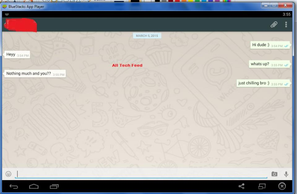 Download WhatsApp for Windows 8.1/8/7 chatting
