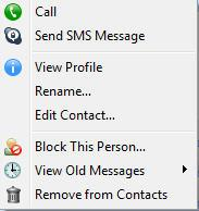 how to block someone on Skype