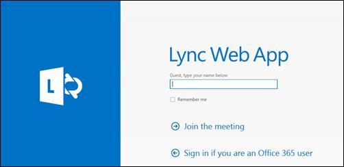 LyncWeb