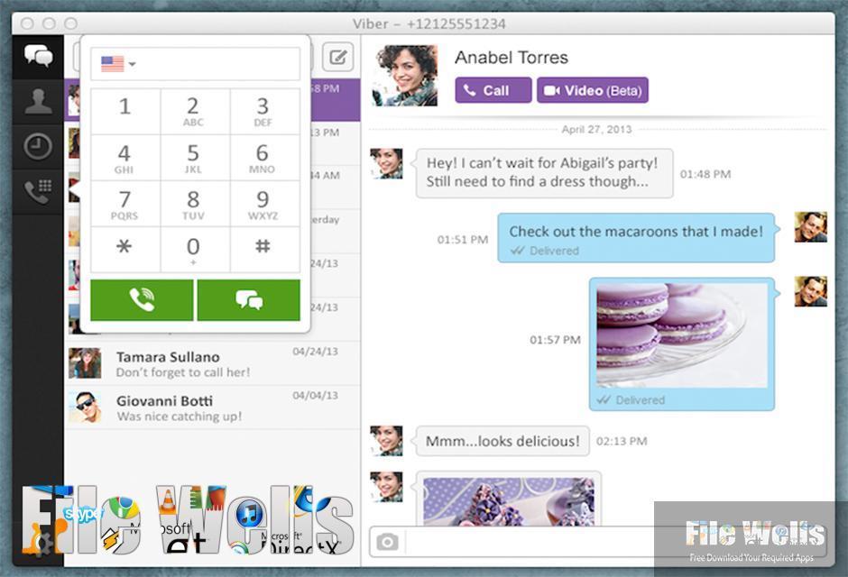 Viber 5.0.1 Windows PC Offline Installer Download