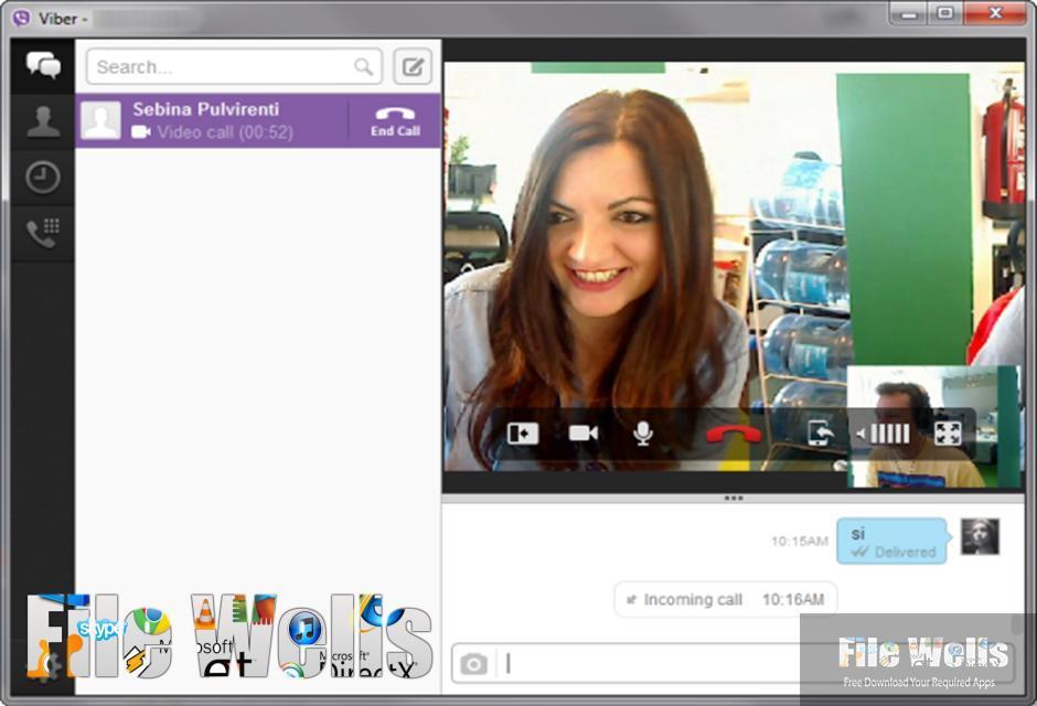 Viber 5.0.1 Windows PC Latest Version Download