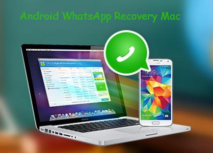 Retrieve Deleted WhatsApp Messages on Android Mac