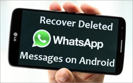 Restore Deleted WhatsApp Chat History