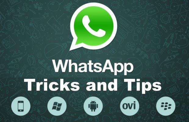 Best WhatsApp Tricks 2014