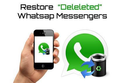 WhatsApp Deleted Message Recovery