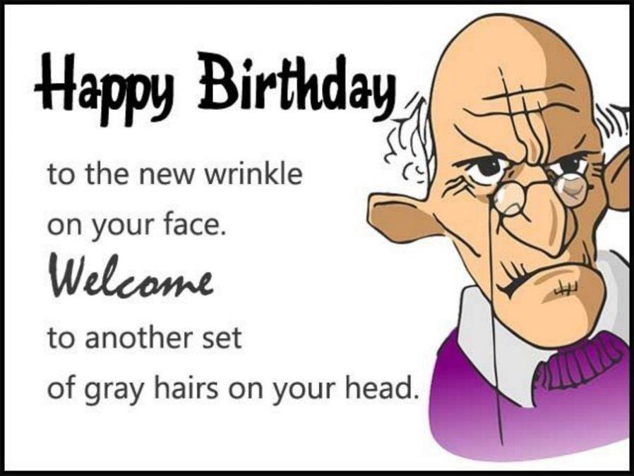 Hilarious Humorous Birthday-Wishes