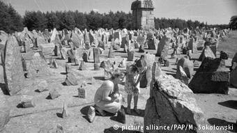 Deutschland Treblinka Gedenkstätte (picture alliance/PAP/M. Sokolowski)