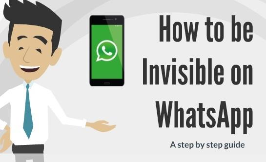whatsapp invisible