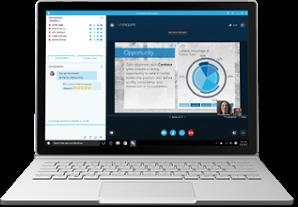 Skype for Business Screen Sharing