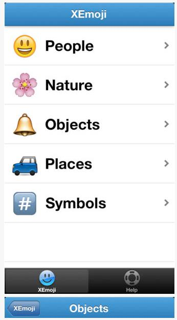 Best Emoticons for iPhone