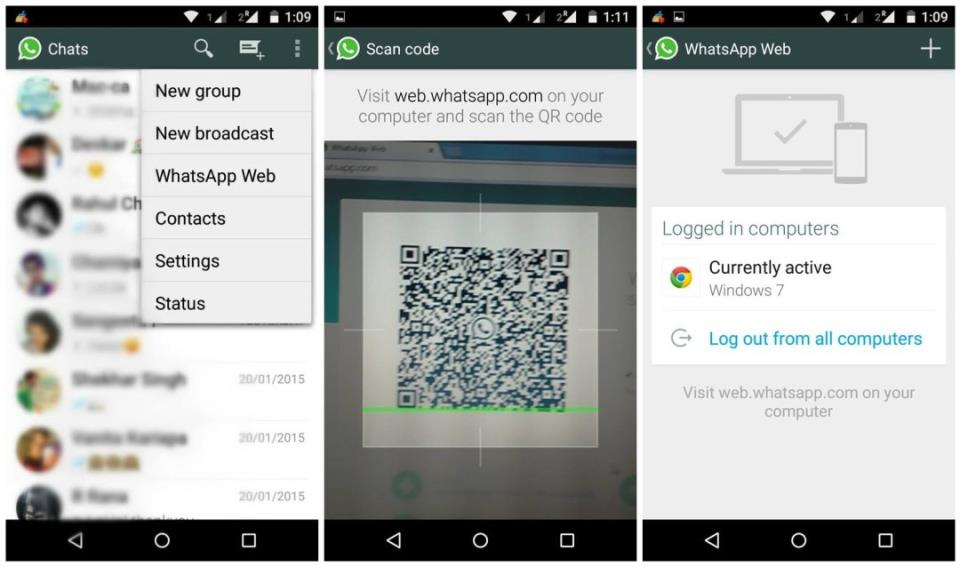 Ways to Hack WhatApp Account, How to Protect WhatsApp from Being Hacked?