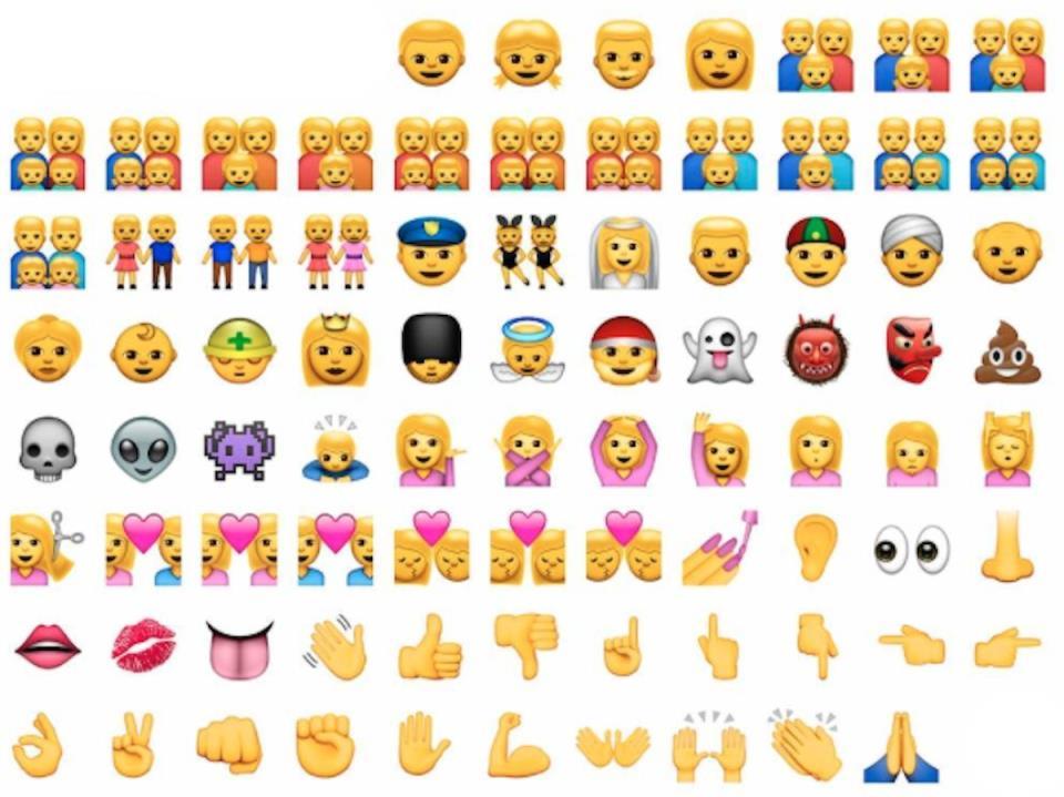 New Diverse Emojis – christinebakerblog