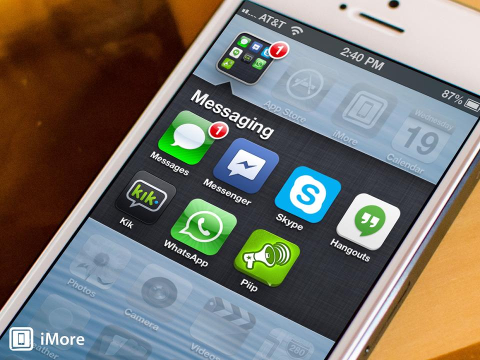 Instant Messaging Mobile Apps Development
