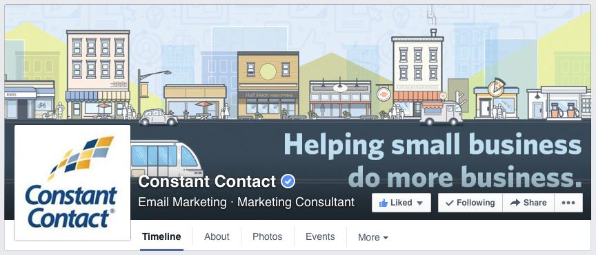 Constant-Contact-Facebook-Page