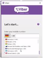 How to Install Viber on PC - Step 7.1