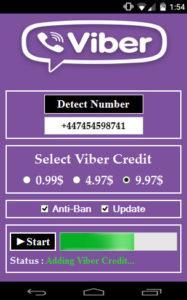 Viber Hack Apk