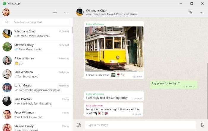install Whatsapp desktop on Windows 10