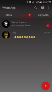 WhatsApp plus JiMODs v5.10 Jimtechs Editions