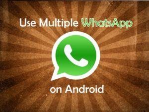 Use Dual Whatsapp On Single Mobile 5