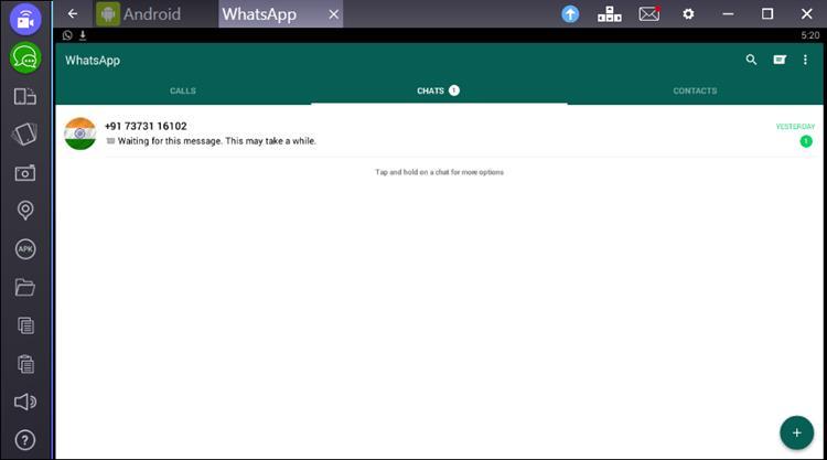 GBWhatsApp On Windows PC