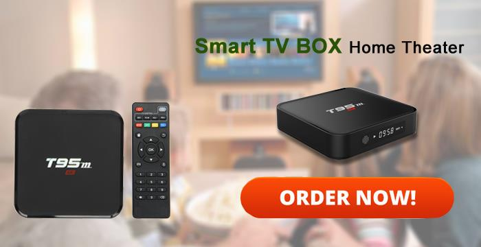 order the SMART TV BOX