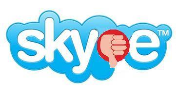 Skype fails
