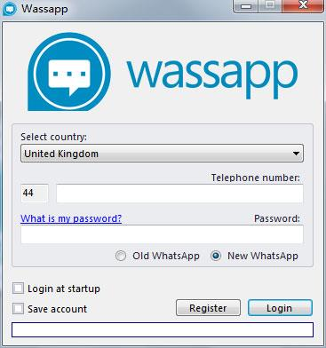 use whatsapp on PC with clent whatsapp