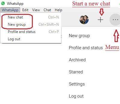 whatsapp desktop app 6