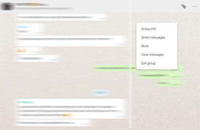 whatsapp desktop app 1