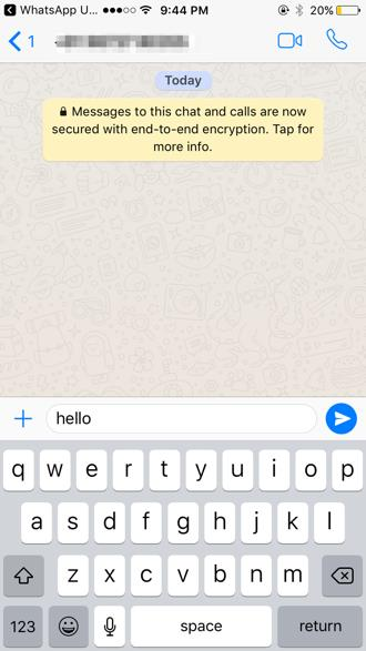 How to Send WhatsApp Message to an Unsaved Number