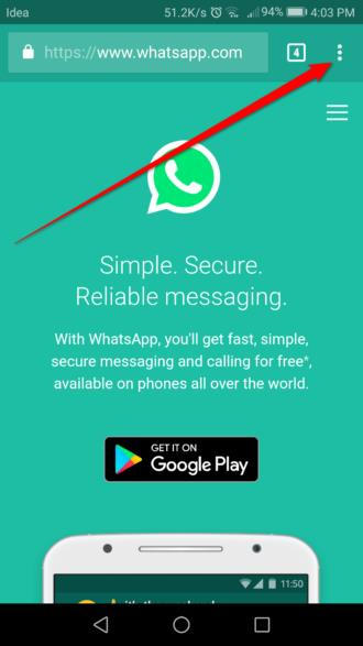Use One WhatsApp Account on Two Devices