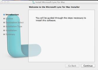 Lync for Mac 2